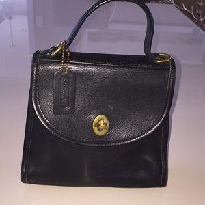 Coach vintage old women's bag